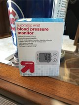 Automatic Wrist Blood Pressure Monitor- Up & Up in Aurora, Illinois