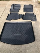 2019 Ford Escape all-weather floor mats, full set in Morris, Illinois