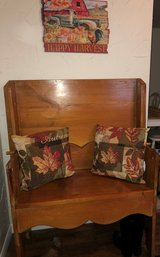 Vintage Bench/Table in Cleveland, Texas