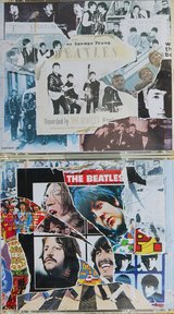 The Beatles - Anthology #1+ #3 CD collection in Okinawa, Japan