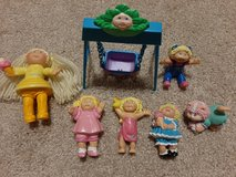 Cabbage Patch Kids Deluxe Miniatures in Chicago, Illinois