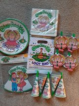 Cabbage Patch party items-never used in Orland Park, Illinois