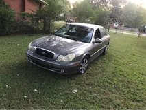2004 Hyundai Sonata..Runs and drives in Clarksville, Tennessee