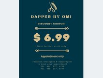 $6.99 haircut coupon in Nellis AFB, Nevada