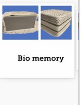 """United Furniture -US KS Mattress - Model """"Bio Memory"""" Foam Memory-monthly payments possible in Spangdahlem, Germany"""