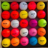 25 Volvik Matte Finish golf balls near mint condition in St. Charles, Illinois