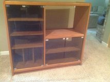 Stereo/tv cabinet in Bartlett, Illinois