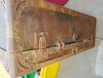 Vintage Military Trunk in Travis AFB, California