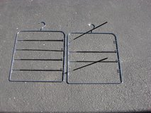 PAIR OF SWING OUT PANTS HANGERS in Naperville, Illinois