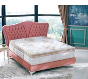 United Furniture - Golden Energy 5 Zone Mattress Queen - King - Full - Twin sizes in Spangdahlem, Germany