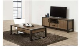 United Furniture - Herford Coffee Table and TV Stand including delivery- in Wiesbaden, GE