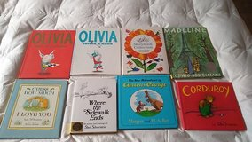 Children's Books (8 titles) in Ramstein, Germany