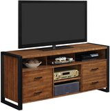 """Media Console Entertainment Center Hold Up To 70"""" TV - New! in Joliet, Illinois"""