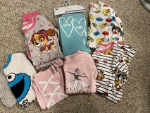 5T long sleeve pajama LOT in Chicago, Illinois