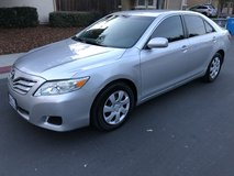 2011 Toyota Camry LE in Fairfield, California