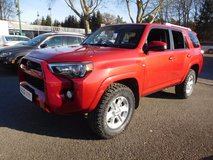 2015 Toyota 4Runner SR5 4×4 (Third Row) in Spangdahlem, Germany