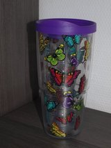 Tumbler with Lid Butterfly 24oz. in Wiesbaden, GE