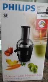 Philips Juicer in Spangdahlem, Germany