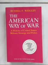 The American Way of War by Russell Weigley in Ramstein, Germany