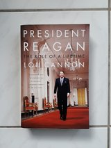 President Reagan The Role of a Lifetime by Lou Cannon in Ramstein, Germany