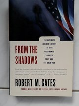From the Shadows by Robert Gates in Ramstein, Germany