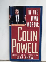 In his own words: Colin Powell in Ramstein, Germany