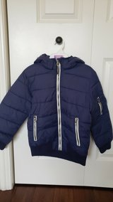 H&M boys winter jacket, size 8-9y in Naperville, Illinois