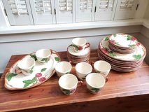 Franciscan Earthenware Dinnerware Set Dishes in Plainfield, Illinois