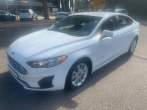 2019 Ford Fusion Hybrid SE - 43 MPG!!!! in Spangdahlem, Germany