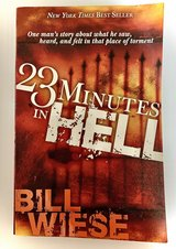 23 Minutes in HELL / Paperback in Fort Polk, Louisiana