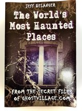 Worlds most haunted places/paperback. in Leesville, Louisiana