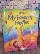 My Favorite Foodles, Short Stories for Beginners, HC, Ages 6-9 in Warner Robins, Georgia