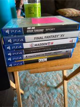 7 ps4 games in Travis AFB, California