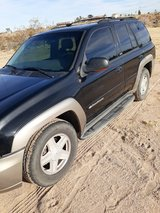 2003 chevrolet trail blazer LTZ 4X4 DRIVE in Yucca Valley, California