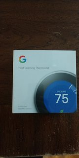 Google Nest Learning Thermostat in Alamogordo, New Mexico