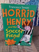 Horrid Henry & the Soccer Fiend, Ages 7-10, NEW, PB in Warner Robins, Georgia