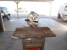 RADIAL ARM SAW CRAFTMAN in Yucca Valley, California
