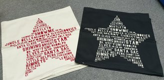 Christmas  pillow cases Stars in Ramstein, Germany