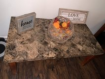 3 Piece Marble Coffee Table Set in Hinesville, Georgia