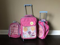 Jumping Beans 3-piece girls traveling suits case in Fort Campbell, Kentucky