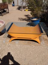 Coffee table vintage in Yucca Valley, California