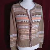 Crazy Horse Sweater, small in Alamogordo, New Mexico