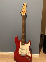 Electric guitar in Naperville, Illinois