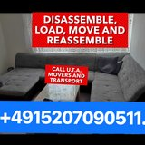 BEST KMC LOCAL MOVERS AND TRANSPORT PICK UP AND DELIVERY TRANSPORTATION in Ramstein, Germany