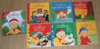 Caillou My Storytime Box 6 Books Box Set in Joliet, Illinois