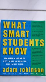 What smart students know by Robinson in Ramstein, Germany