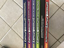 Captain Underpants books in Yucca Valley, California