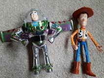 Toy Story Woody and Buzz Lightyear in Orland Park, Illinois
