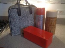 Tweed Thermos/Sandwich Holder in St. Charles, Illinois