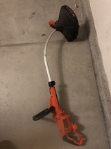 black & Decker electric weed eater in Camp Pendleton, California